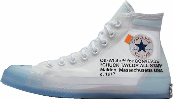 NEW OFF WHITE x Converse Chuck Taylor All Star 70 VULCANIZED